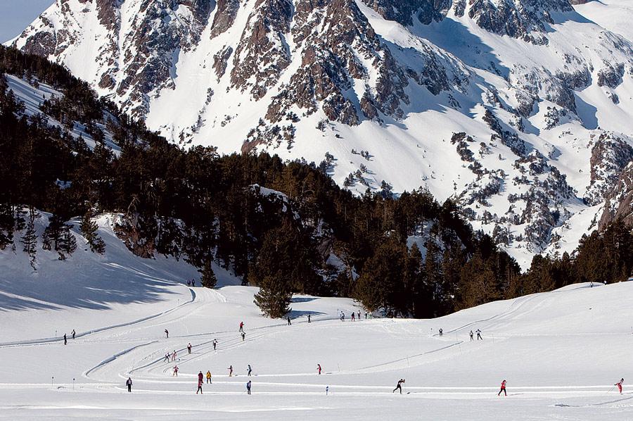 Estaciones de Esquí de Fondo de Aragón